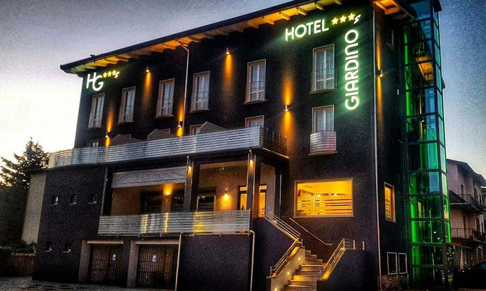 HOTEL GIARDINO NOTTURNA